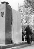 Monument (2) in Municipal Park. Unveiling by U.S. Ambassador on 27 April 1947