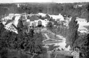 Poohří. Exhibition grounds in 1923