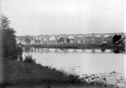 Viaduct. View from Hilária. J. Haberzettl, 1900
