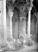 Upper chapel. Interior. J. Haberzettl around 1900